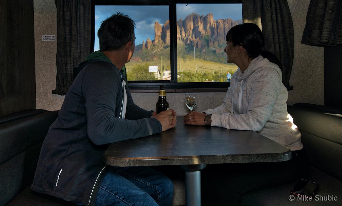 Cruise America RV Rental Tips