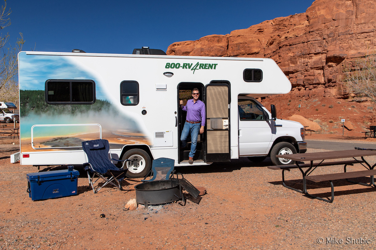 Cruise America RV Rental Tips in standard size